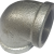 Fittings - Galvanized - Elbow 90