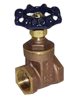 1-1/2 IPS GATE VALVE *NL