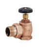 3/4 BR RAD HOT WATER ANG VALVE